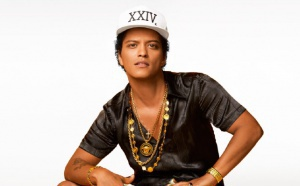 Bruno Mars attendu aux NRJ Music Awards