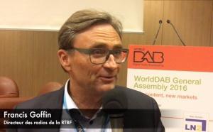 RTBF : entretien avec Francis Goffin, directeur des radios