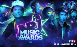NRJ : partenariat avec Snapchat pour les NRJ Music Awards