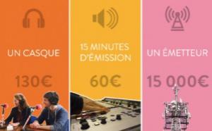 Coup d'envoi du Radio Don 2016 de RCF