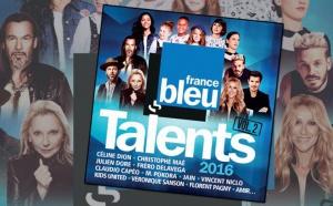 """Nouvelle compilation des """"Talents France Bleu"""""""