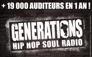 Generations progresse en Ile-de-France