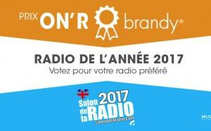 Participez aux Prix ON'R Brandy 2017