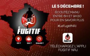 "Où se cache ""Le Fugitif NRJ"" ?"