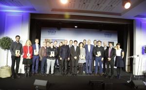 Europe 1 a remis ses Trophées de l'Avenir