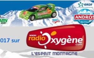 Radio Oxygène au Trophée Andros