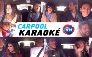 Découvrez le Carpool Karaoké de RFM