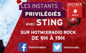 Passez votre réveillon de Noël avec Sting sur Hotmixradio