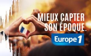 Europe 1 : 1ère marque radio sur internet