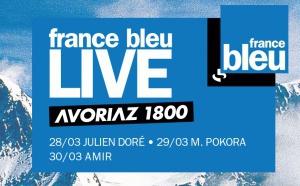 France Bleu Avoriaz : le 1er festival France Bleu de musique