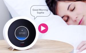 Holi lance un radio-réveil intelligent