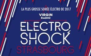 Virgin Radio : une soirée ElectroShock à Strasbourg