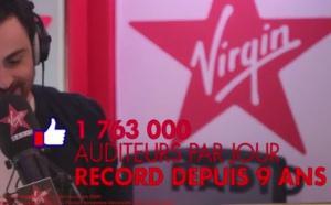 Virgin Radio le fait savoir...