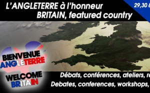 Salon de la Radio : Welcome Britain !