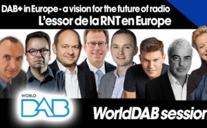 Le WorldDAB au Salon de la Radio