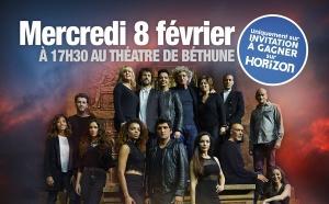"""""""Les 10 Commandements"""" en showcase privé avec Horizon"""
