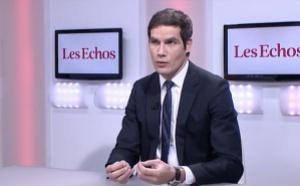 """Mathieu Gallet : """"Franceinfo, c'est le pari du média global"""""""