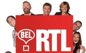Les audiences de Bel RTL et Radio Contact