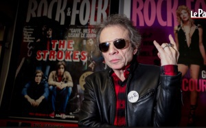 Philippe Manoeuvre tourne la page de Rock & Folk