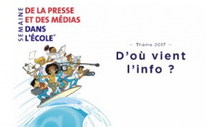 """Semaine de la Presse : """"D'où vient l'info ?"""""""