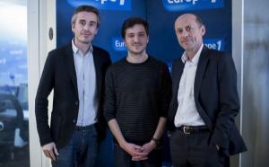 Hadrien Bect lauréat de la Bourse Lauga-Delmas 2017