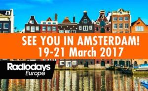 À ne pas manquer aux Radiodays Europe