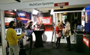 MultiCam Systems filme votre studio