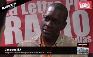 Vibe Radio entre le Top 10 des audiences à Dakar
