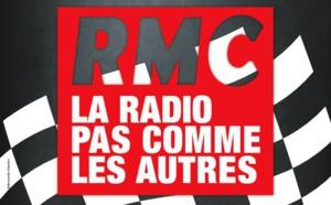 RMC diffusera en intégralité les 20 Grands Prix de F1