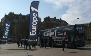 Europe 1 : une campagne qui roule !
