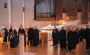 La Semaine Sainte à l'abbaye de Landevennec sur RCF