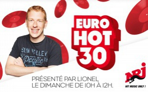 L'Euro Hot 30 est de retour sur NRJ Belgique
