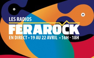 Les radios Ferarock au Printemps de Bourges