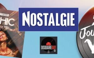 Journée spéciale vinyle sur Nostalgie