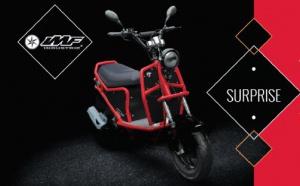 Alouette offre un scooter par jour