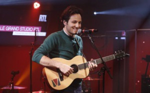 """Vianney parrain de """"Mon premier Grand Studio RTL"""""""