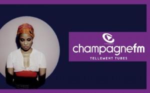 La chanteuse Imany à Troyes avec Champagne FM