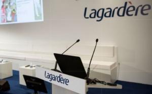 Le CA de Lagardère Active en baisse
