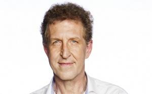Marc Vossen, élu personnalité média de l'année