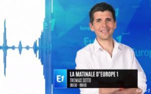 Sur Europe 1, Vincent Lindon refuse d'être filmé