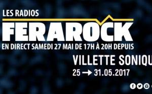"""Les radios Ferarock à """"Villette sonique"""""""