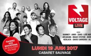 """Voltage promet un """"Voltage Live"""" le 19 juin"""