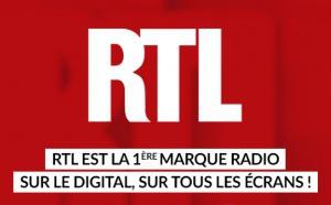 L'audience numérique de RTL