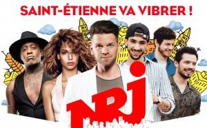 """Le """"NRJ Music Music Tour"""" s'arrête à Saint-Etienne"""