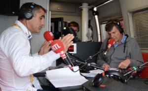 L'équipe de RTL prête pour le Tour de France