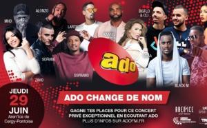 """Ado organise """"le concert Hip-Hop R'n'b de l'année"""""""