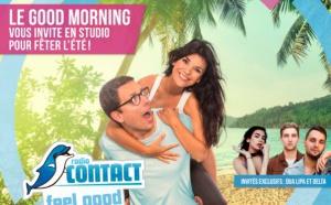 Radio Contact : une dernière matinale avant les vacances