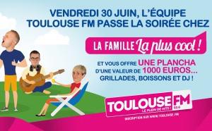 Toulouse FM part à la recherche de la famille la plus cool