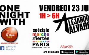 G One Radio partenaire de la Marche des Fiertés 2017 à Paris
