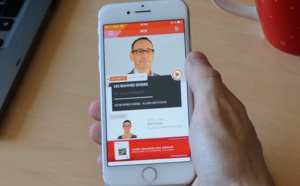 RCF lance sa nouvelle application mobile